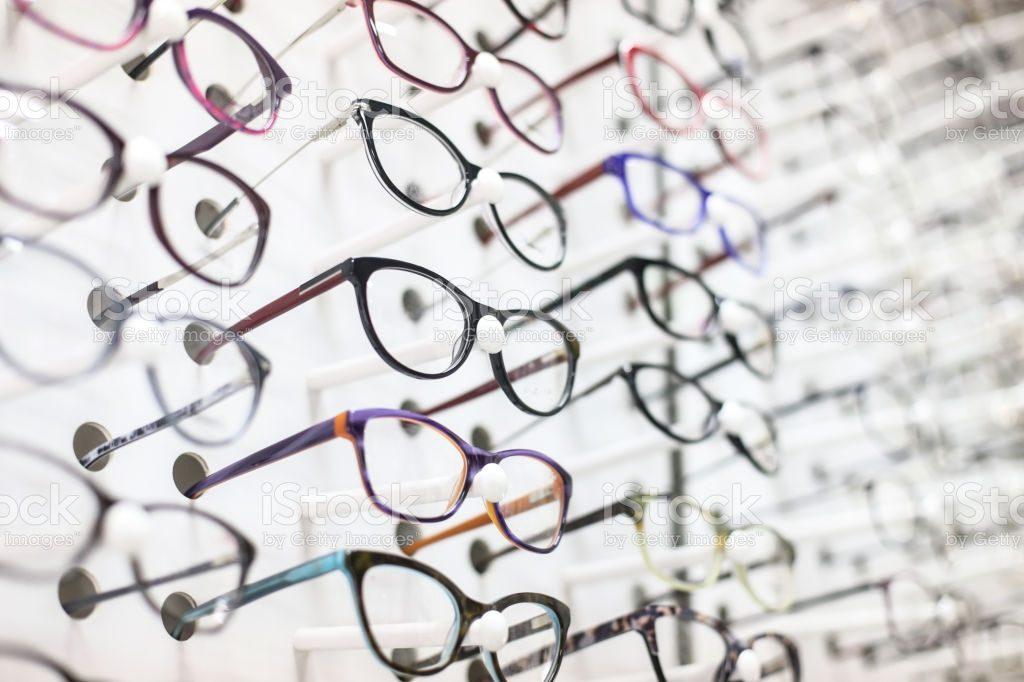 Sortiment Gläser Optik Balthasar Hagen