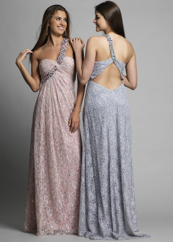 29ffacd7d786 Elegantné šaty pre moletky - dunea