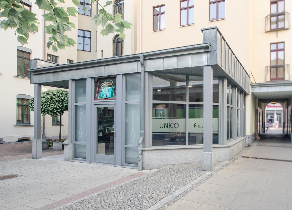 UNICO Friseure GmbH - Ihr Friseursalon in der Görlitzer Theaterpassage