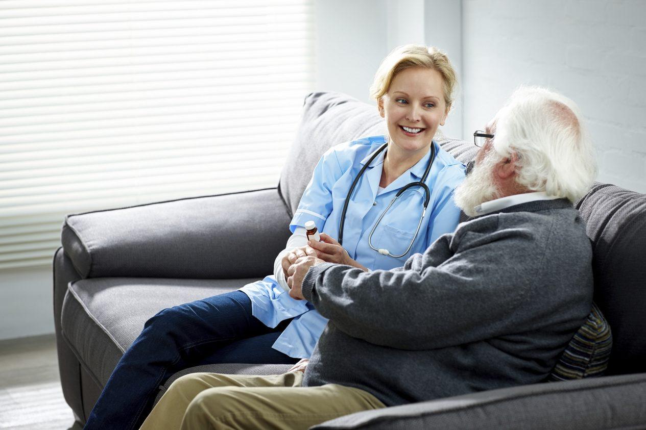 Individuelle Pflege und Betreuung durch das Pflegeteam Hamel