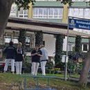 Vorbeifahrt am Verein Merseburg