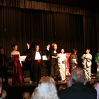 concert with musicians from Fukushima
