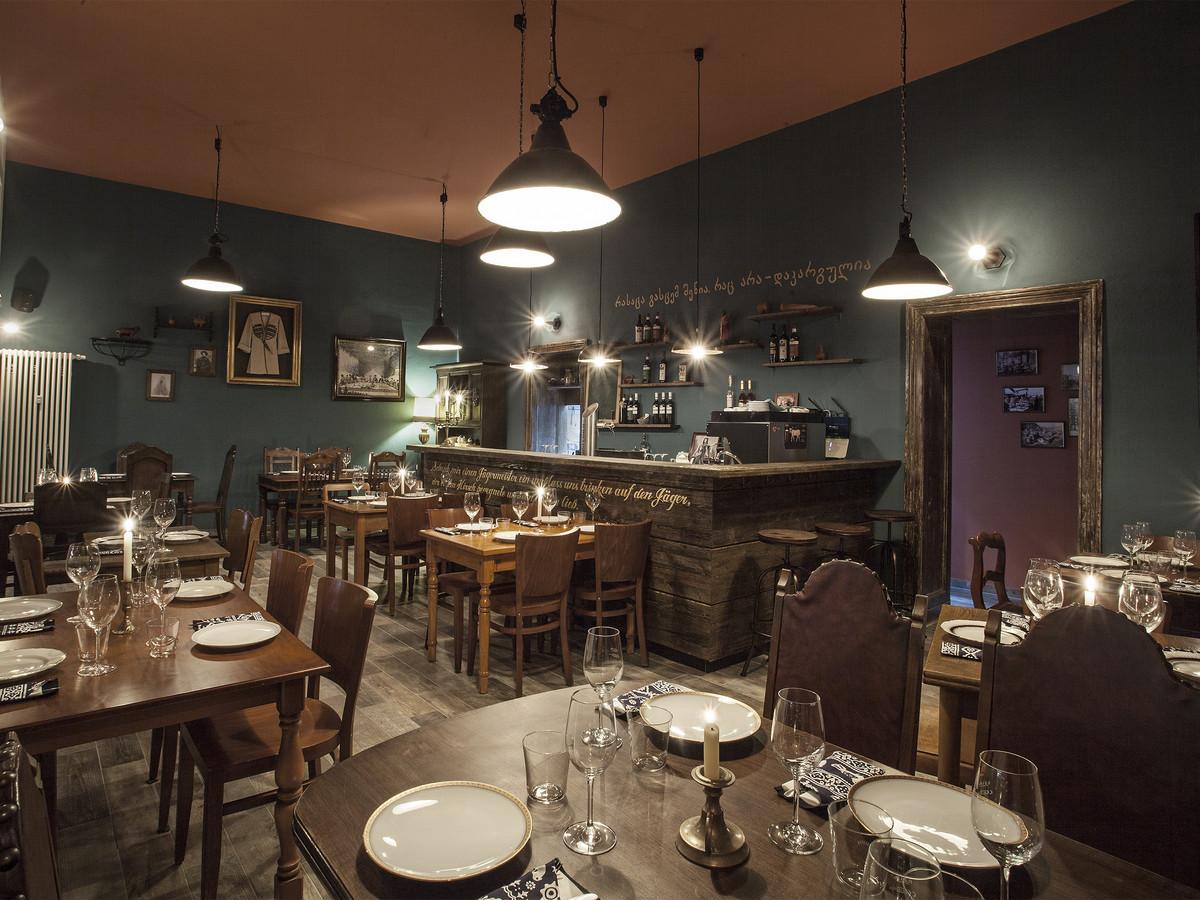 Schwiliko Berlin Georgisches Restaurant