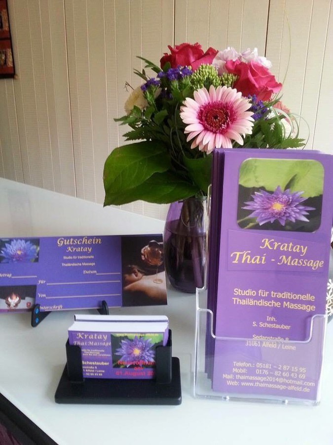 Thai Massage Alfeld