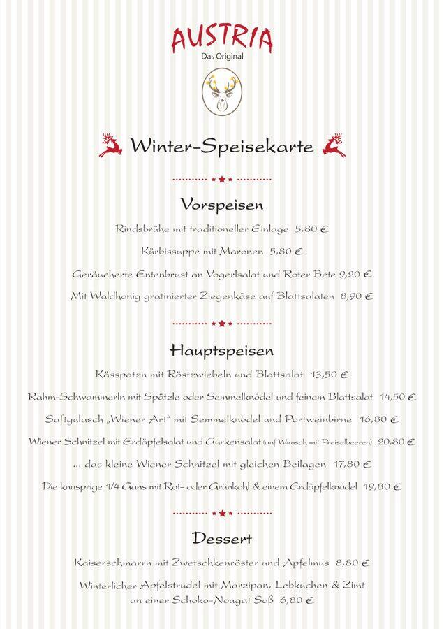 Austria Gastronomie Osterreiches Restaurant In Berlin Kreuzberg