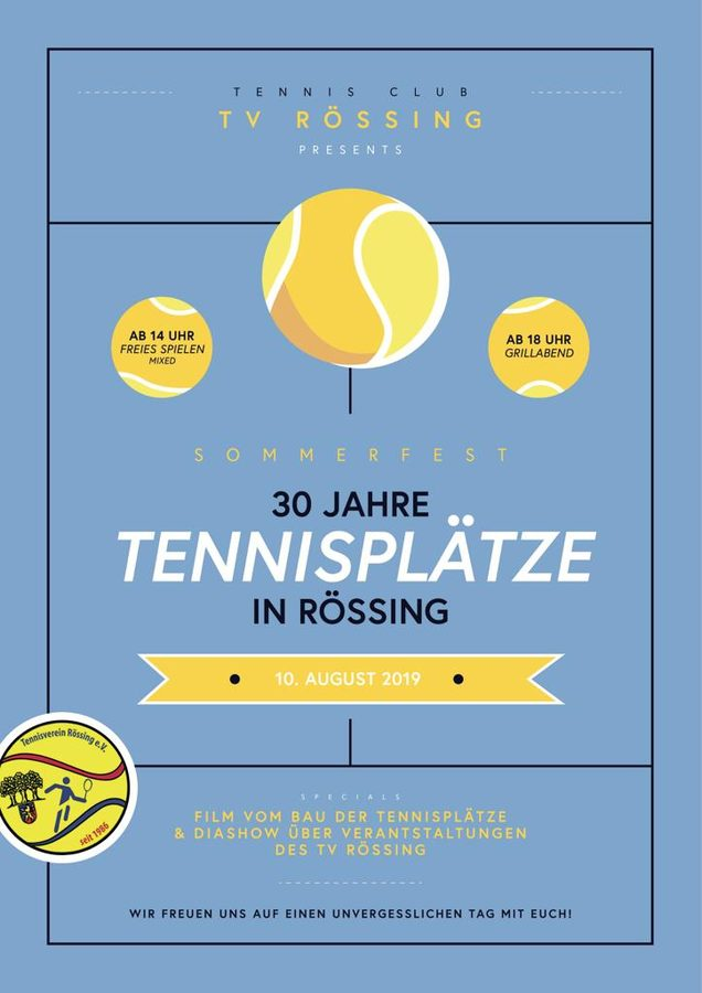 d74f179b4a Tennisverein Rössing von 1986 e.V. - Tennisverein Rössing von 1986 e.V.