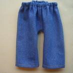 PH 17, fester Jeansstoff hell mit Ziernähten