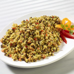 Bulgur-Linsen Salat