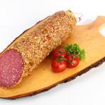 Deutsche Salami - Röstzwiebeln