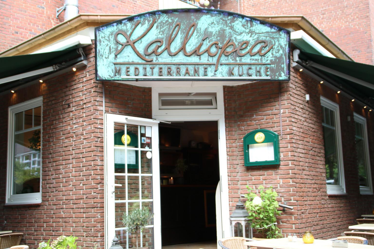 Outdoor Küche Hamburg : Restaurant kalliopea mediterrane küche in hamburg