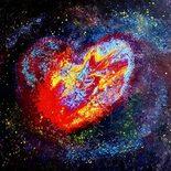 Das Universum schwingt mit der Frequenz der Liebe                                💛❤💚💙💜