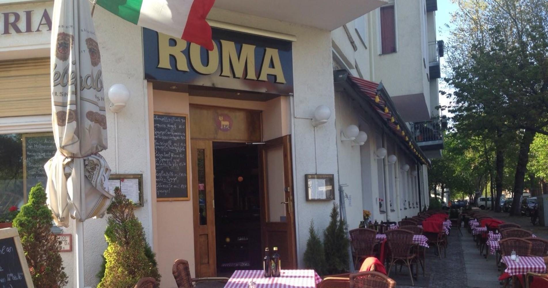 trattoria pizzaria roma italienisches restaurant berlin. Black Bedroom Furniture Sets. Home Design Ideas