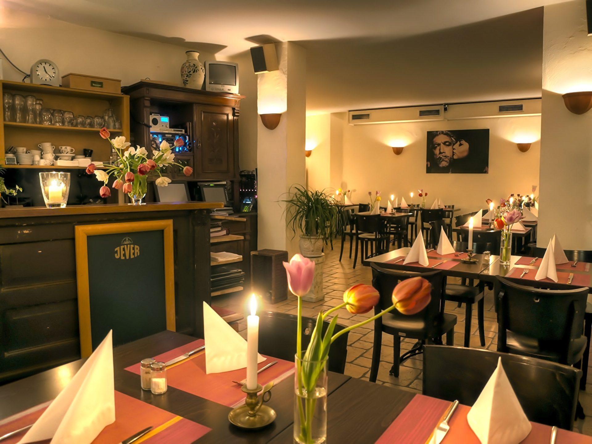 Restaurant Kalliopea - Mediterrane Küche in Hamburg