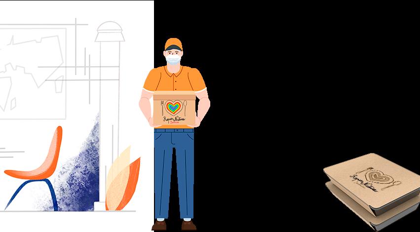 livraison | bureau | entreprise | repasnatureservices