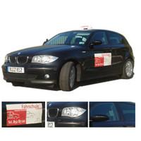 Integratives Fahrschulauto (BMW 118d)