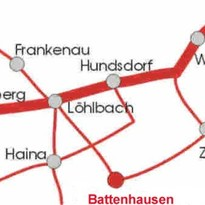 Ortskarte