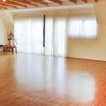 Seminarraum im Seminarhaus Karfunkel