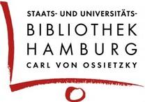 Hier ist das Logo der Uni-Bibliothek Hamburg abgebildet.