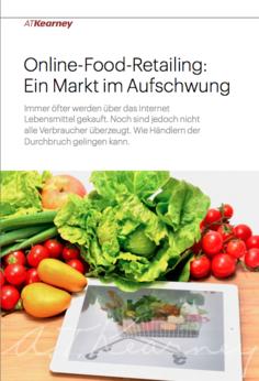 Online Food Retailing: Ein Markt im Aufschwung