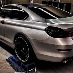 Vollfolierung BMW 6er 3