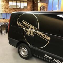 Firmen-Paket Transporter & Beschriftung 18