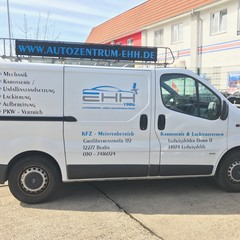 Firmen-Paket Transporter & Beschriftung 1Firmen-Paket Transporter & Beschriftung 12