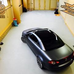 Vollfolierung VW EOS 2