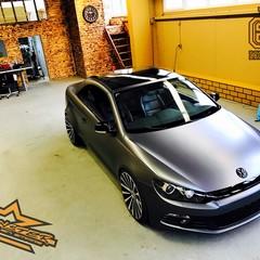 Vollfolierung VW EOS 5
