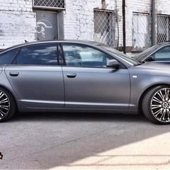 Vollfolierung Audi A6