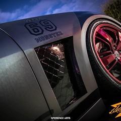 Vollfolierung Camaro SS Monster 2 3