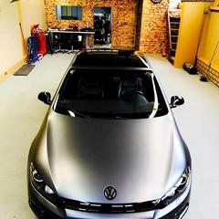 Vollfolierung VW EOS 4