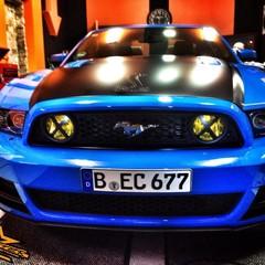 Vollfolierung Mustang GT500 2