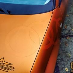 Vollfolierung Audi A3