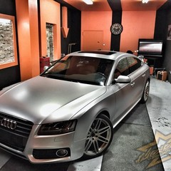 Vollfolierung Audi A5