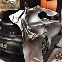 Vollfolierung BMW 1er 1