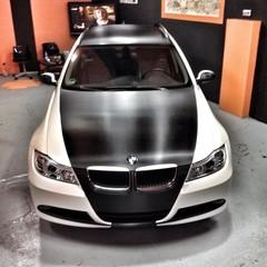 Vollfolierung BMW 3er Touring 1