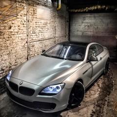 Vollfolierung BMW 6er 1