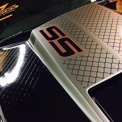 Vollfolierung Camaro SS Monster 2 5