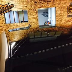 Vollfolierung Camaro SS Monster 2 6
