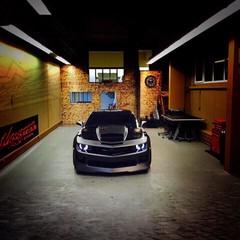 Vollfolierung Camaro SS Monster 2 7