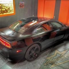 Vollfolierung Dodge Charger SRT8 2