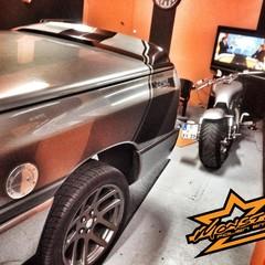 Vollfolierung Dodge Ram SRT10 2