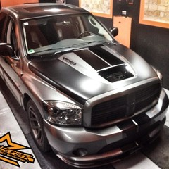 Vollfolierung Dodge Ram SRT10 3