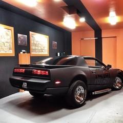 Vollfolierung Pontiac Firebird 3