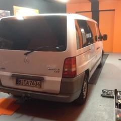 Vollfolierung Mercedes Vito 4