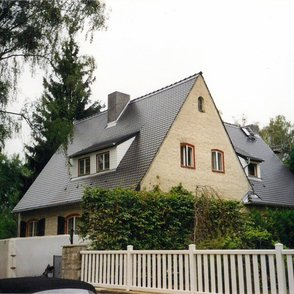 Biberdach, Kleinmachnow