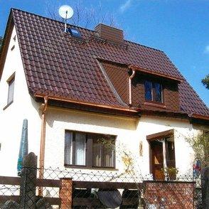 Creaton mit Kupferrinne - Wohnhaus, Kleinmachnow