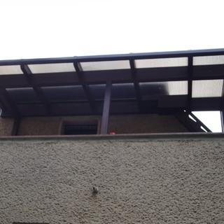 Balkonüberdachung - Tischlerei Schenk