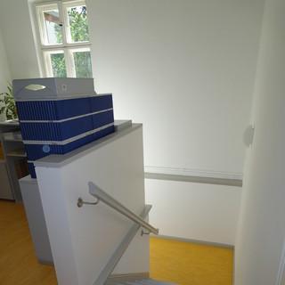 Spukvilla, Tempelhof - Tischlerei Schenk