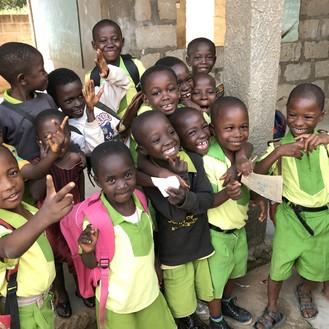 Kinder der Grundschule